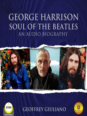 cover image of George Harrison: Soul of the Beatles