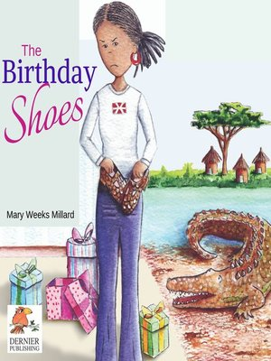 cover image of The Birthday Shoes