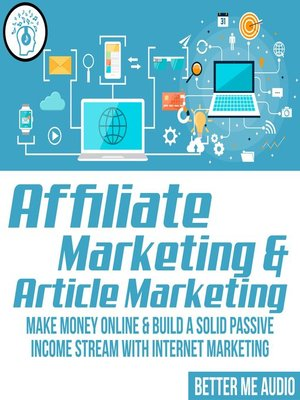cover image of Affiliate Marketing & Article Marketing