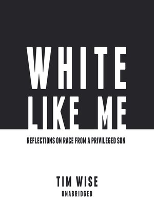 cover image of White Like Me