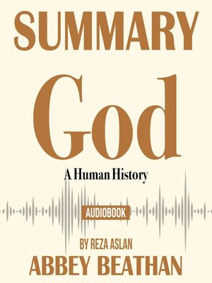 cover image of Summary of God: A Human History by Reza Aslan