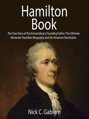 cover image of Hamilton Book
