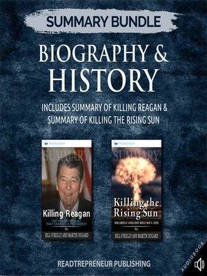 cover image of Summary Bundle: Biography & History