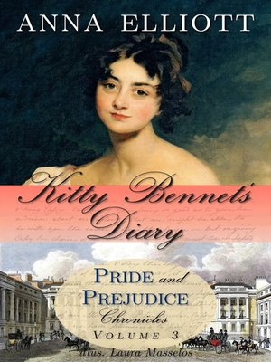 cover image of Kitty Bennet's Diary