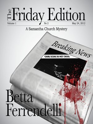 cover image of The Friday Edition