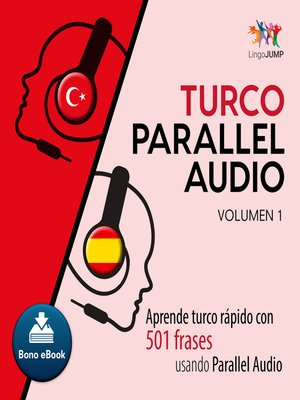 cover image of Aprende turco rpido con 501 frases usando Parallel Audio - Volumen 1
