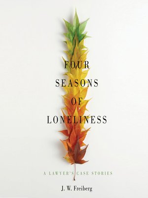 cover image of Four Seasons of Loneliness