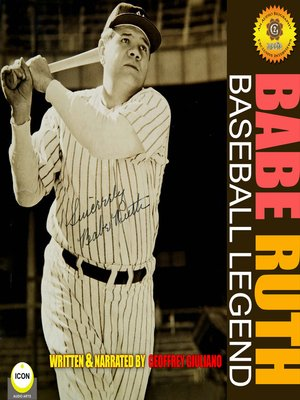 cover image of Babe Ruth