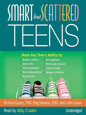 cover image of Smart but Scattered Teens
