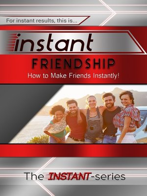 cover image of Instant Friendship