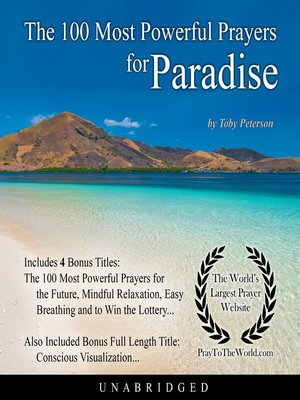 cover image of The 100 Most Powerful Prayers for Paradise