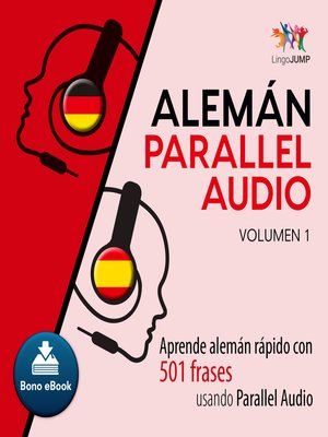 cover image of Aprende Alemán rpido con 501 frases usando Parallel Audio, Volumen 1