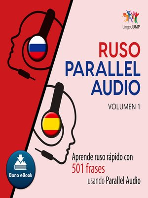 cover image of Aprende ruso rpido con 501 frases usando Parallel Audio - Volumen 1