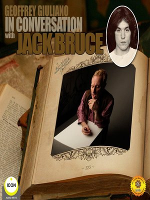 cover image of Geoffrey Giuliano in Conversation with Jack Bruce
