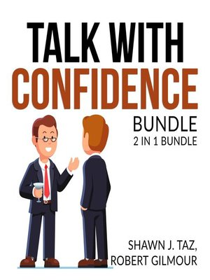 cover image of Talk With Confidence Bundle, 2 in 1