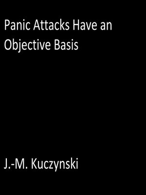 cover image of Panic Attacks Have an Objective Basis