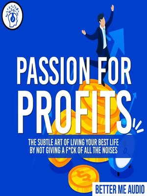 cover image of Passion for Profits