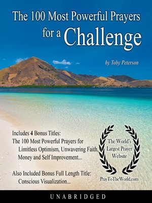 cover image of The 100 Most Powerful Prayers for a Challenge