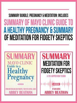 cover image of Summary Bundle: Pregnancy & Meditation