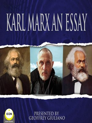 cover image of An Essay