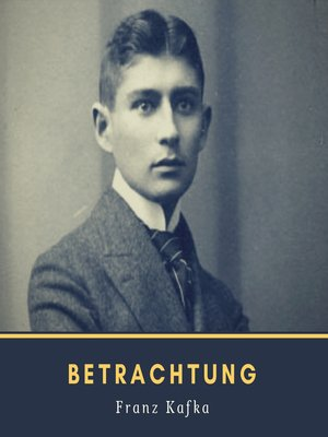 cover image of Betrachtung