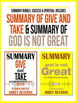cover image of Summary Bundle: Success & Spiritual