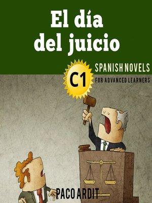 cover image of El día del juicio