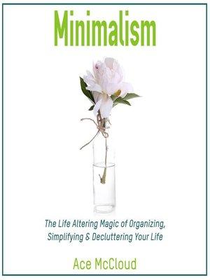 cover image of Minimalism