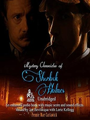 cover image of Mystery Chronicles of Sherlock Holmes