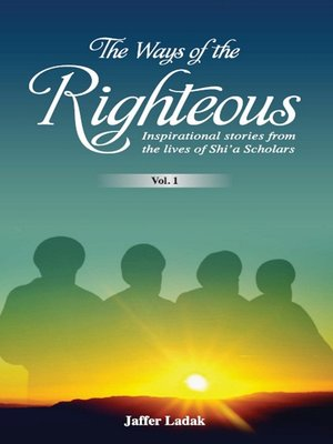 cover image of The Ways of the Righteous
