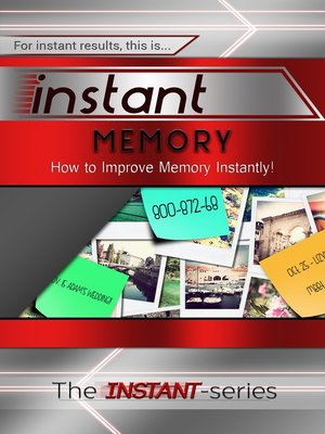 cover image of Instant Memory