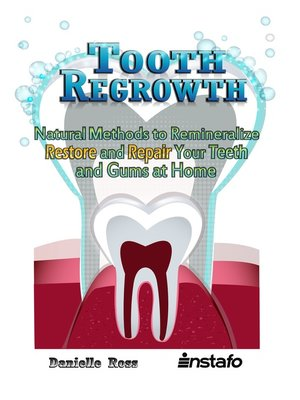 cover image of Tooth Regrowth