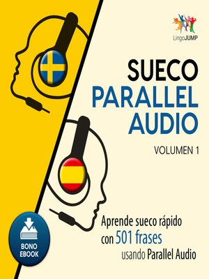 cover image of Aprende sueco rpido con 501 frases usando Parallel Audio - Volumen 1