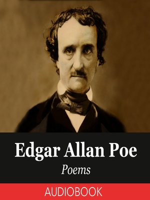 cover image of Edgar Allan Poe: Poems