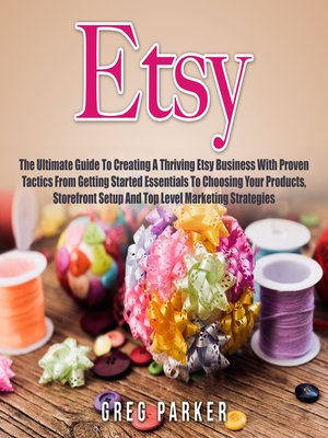 cover image of Etsy