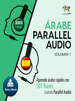 cover image of Aprende rabe rpido con 501 frases usando Parallel Audio - Volumen 1