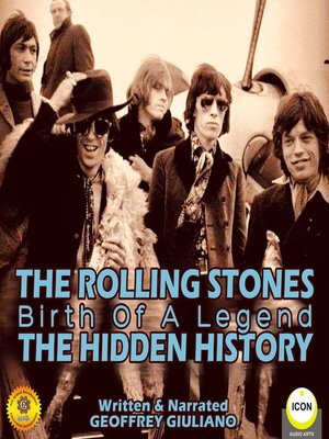 cover image of The Rolling Stones: Birth of a Legend