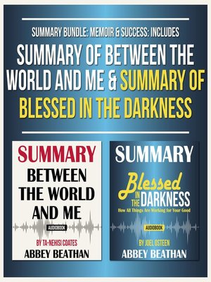 cover image of Summary Bundle: Memoir & Success