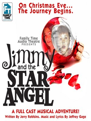 cover image of Jimmy and the Star Angel