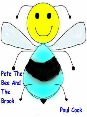 cover image of Pete the Bee and the Brook