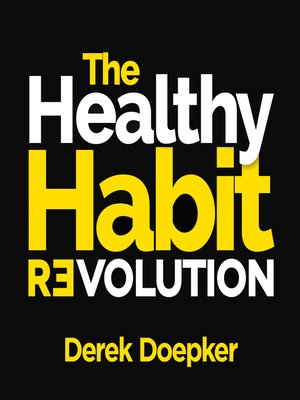 cover image of The Healthy Habit Revolution