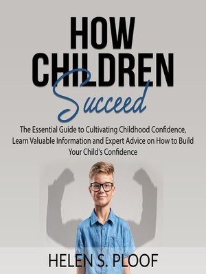 cover image of How Children Succeed