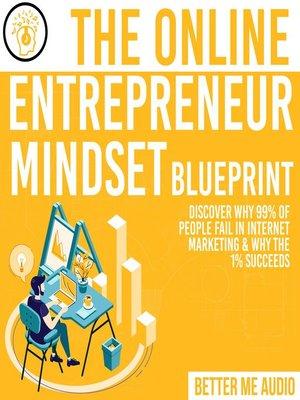 cover image of The Online Entrepreneur Mindset Blueprint