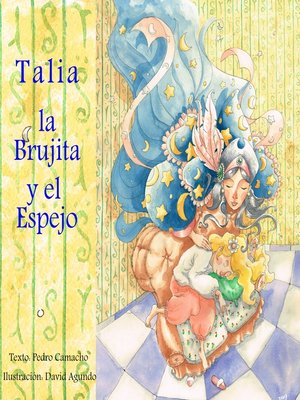cover image of Talia, la Brujita y el Espejo