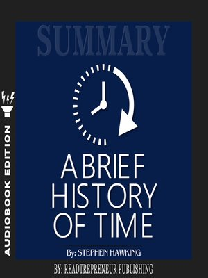 cover image of Summary of A Brief History of Time: From the Big Bang to Black Holes by Stephen King