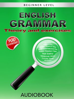 cover image of English Grammar
