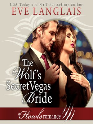 cover image of The Wolf's Secret Vegas Bride