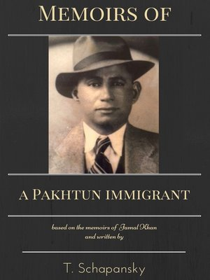 cover image of Memoirs of a Pakhtun Immigrant