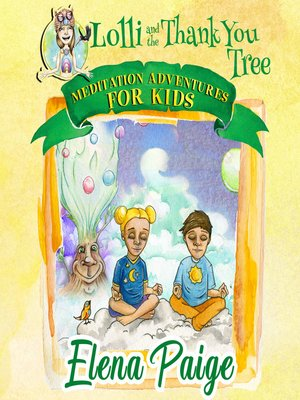 cover image of Lolli & the Thank You Tree