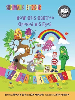 cover image of How Otis Oaktree Opened His Eyes